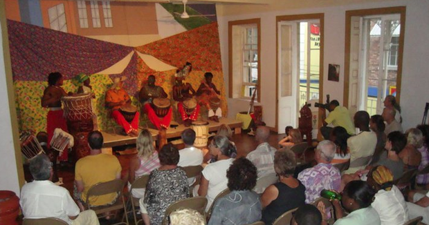 Museum exhibitions and talks enthuse Grenadians